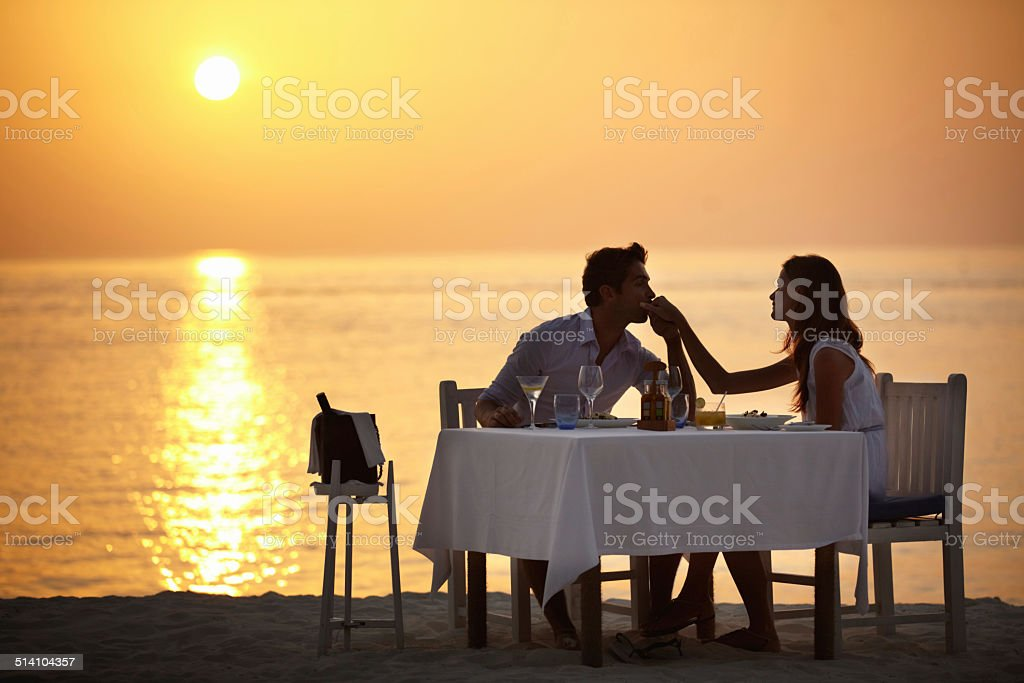 The love of his life stock photo