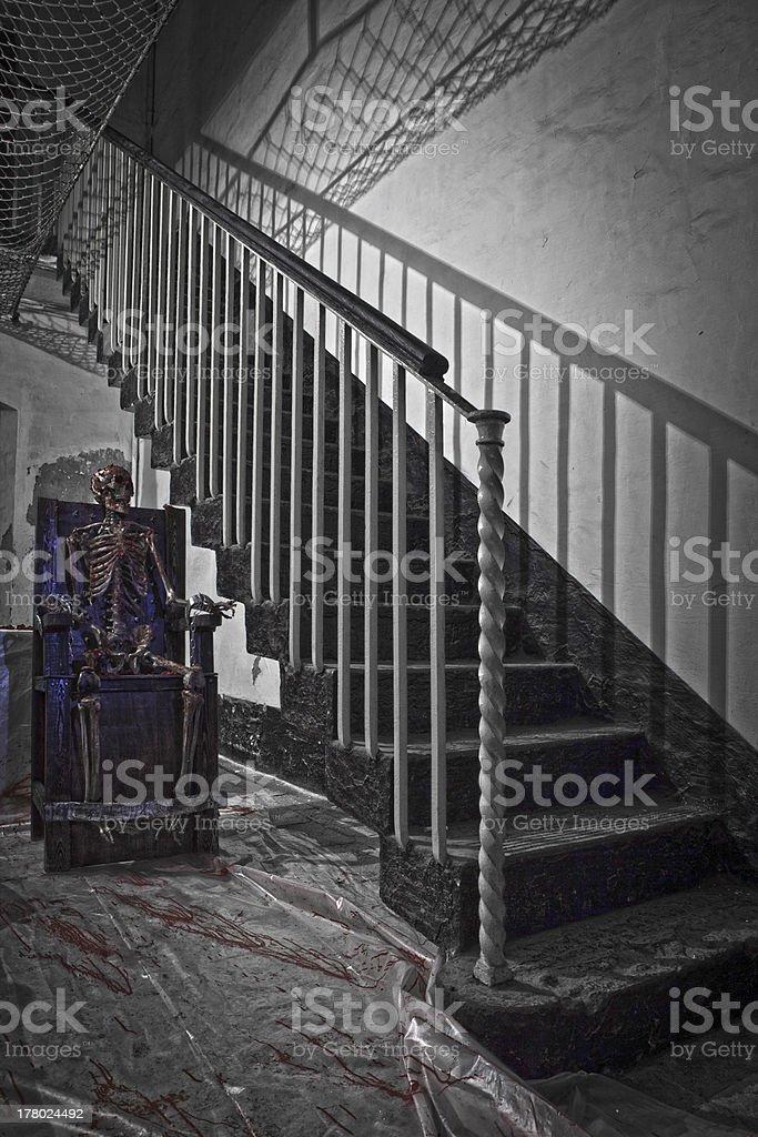 The Lower Floor stock photo