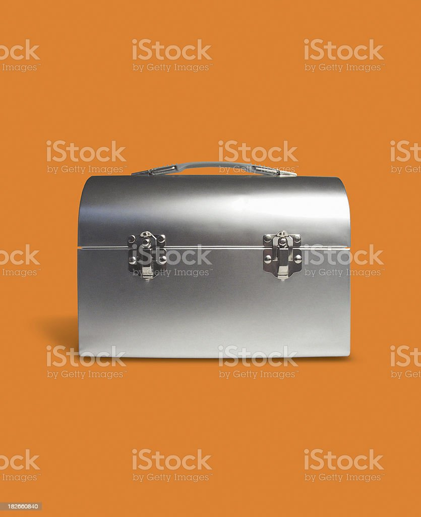 The Lunchbox stock photo