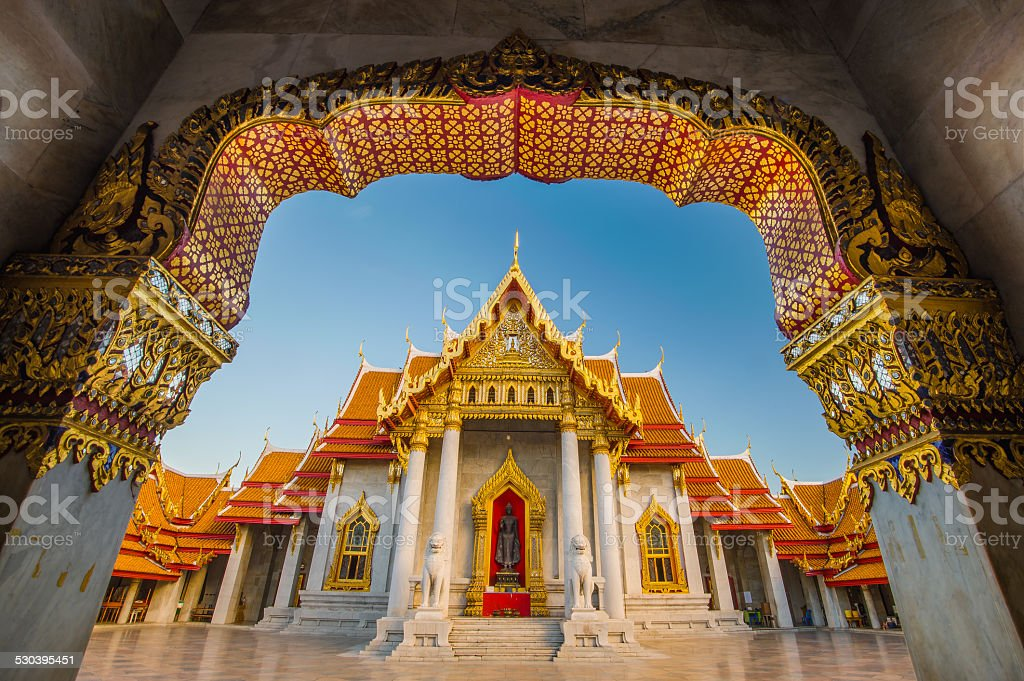 The Mable Temple stock photo