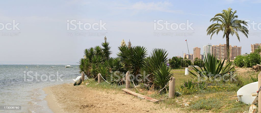La Manga (XL) stock photo
