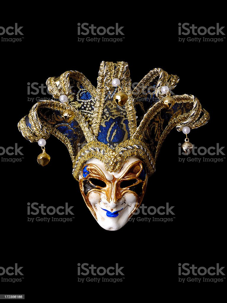 The mask stock photo