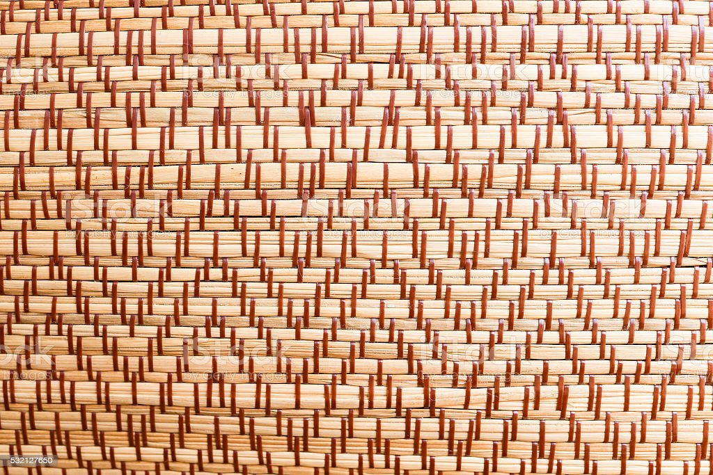 the mat weave texture background stock photo