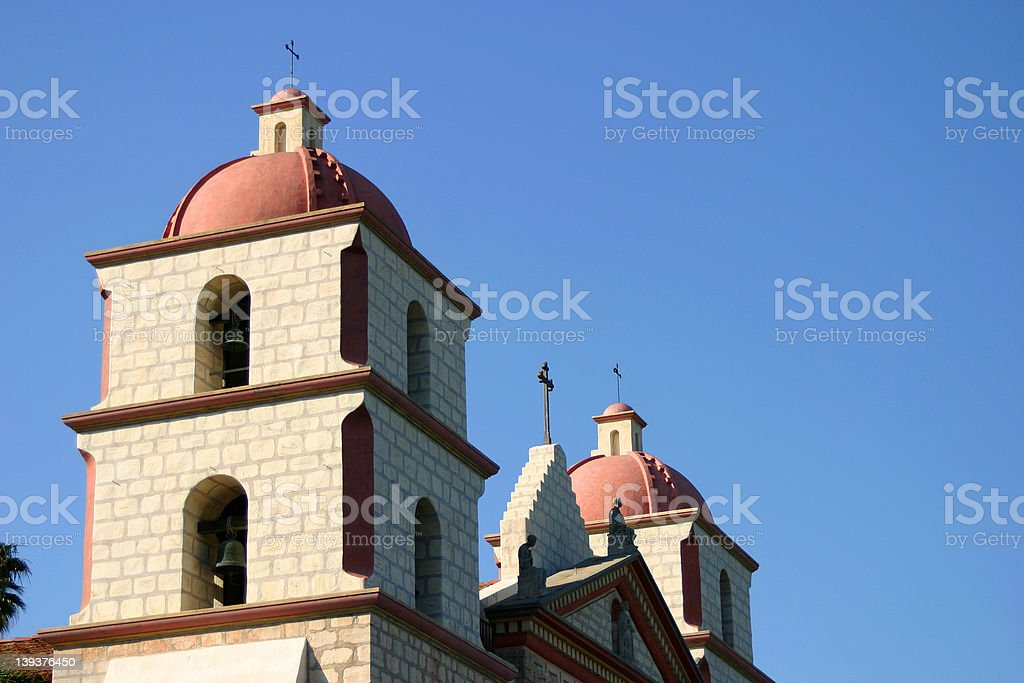 The Mission royalty-free stock photo