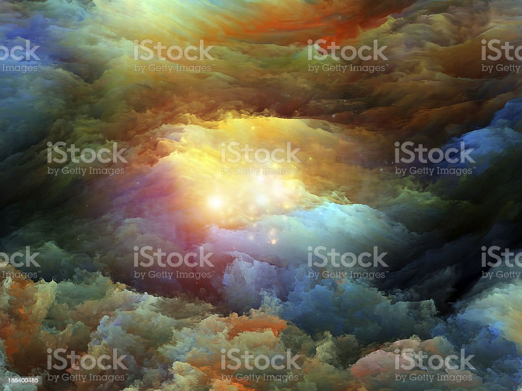 The Mist of Dream royalty-free stock photo