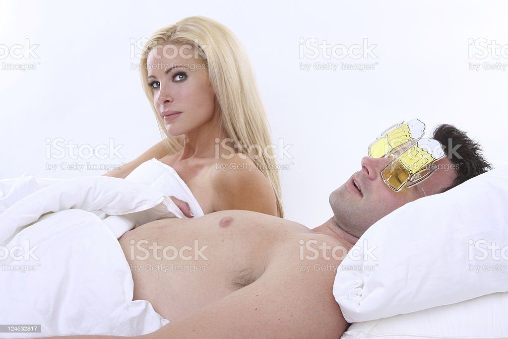 the morning after royalty-free stock photo