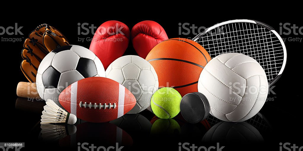 the most famous sports stock photo