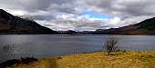 The Mountains of Loch Leven