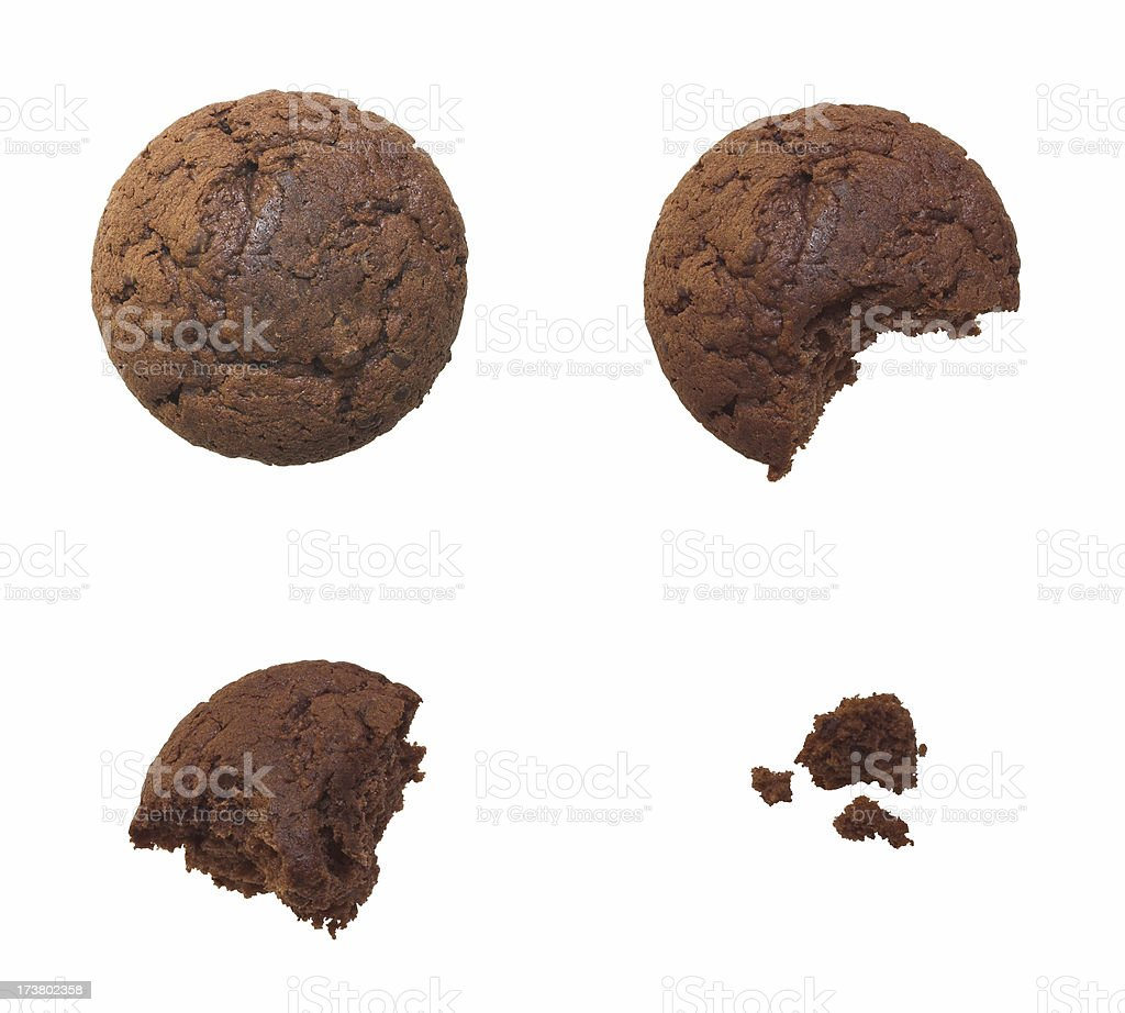 The Muffin's Life royalty-free stock photo