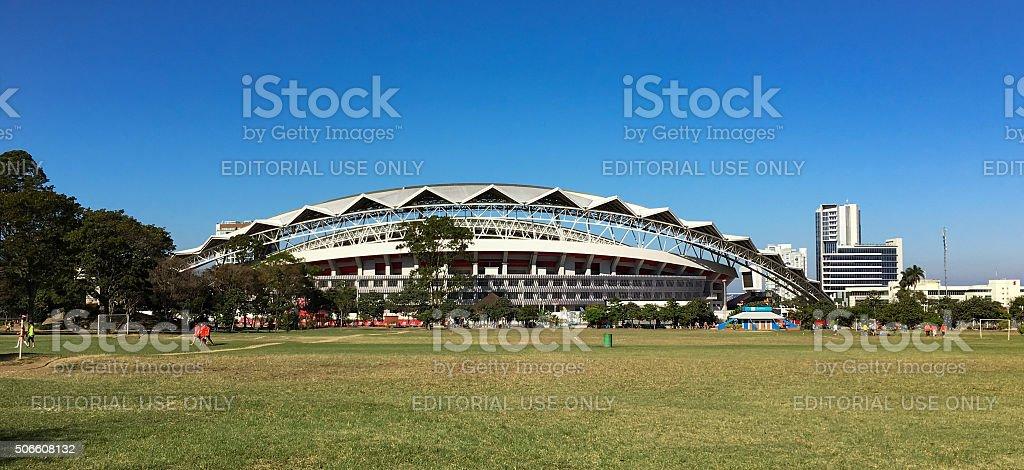 The National Stadium of Costa Rica stock photo