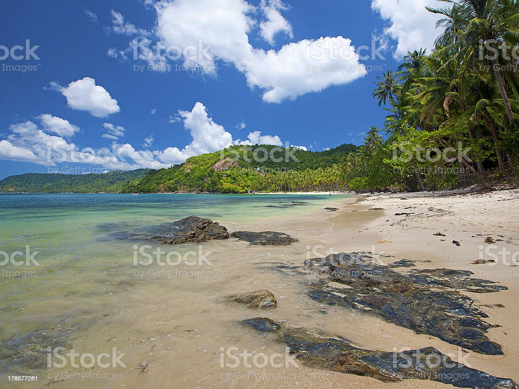 El Nido royalty-free stock photo