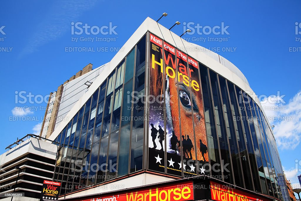The New London Theatre stock photo