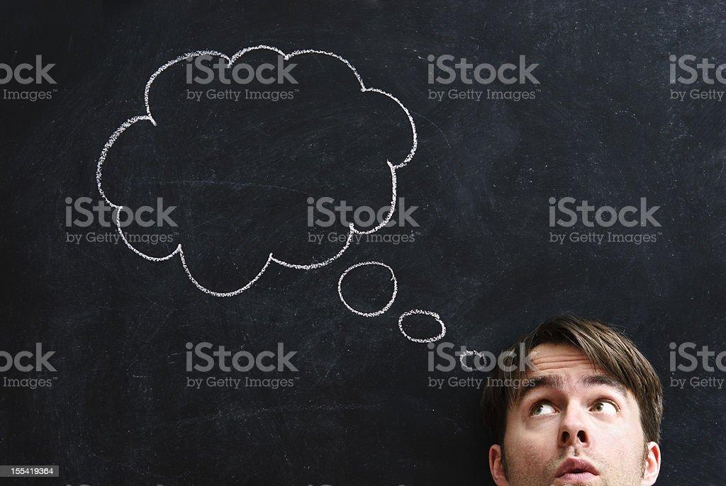 The Next Big Idea stock photo