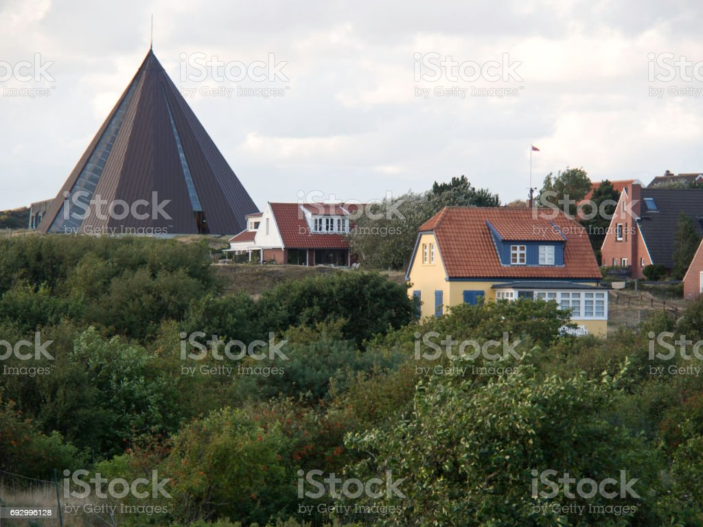 the northsea in germany stock photo