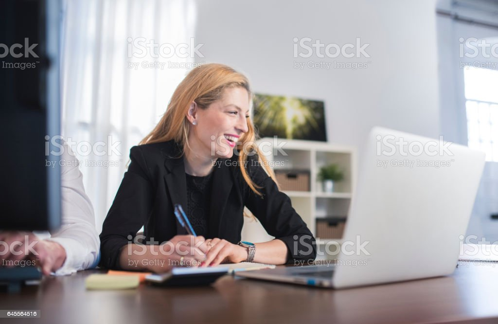 The numbers are rising so quickly! stock photo