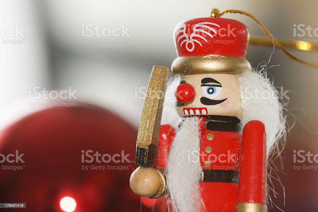 The Nutcracker royalty-free stock photo