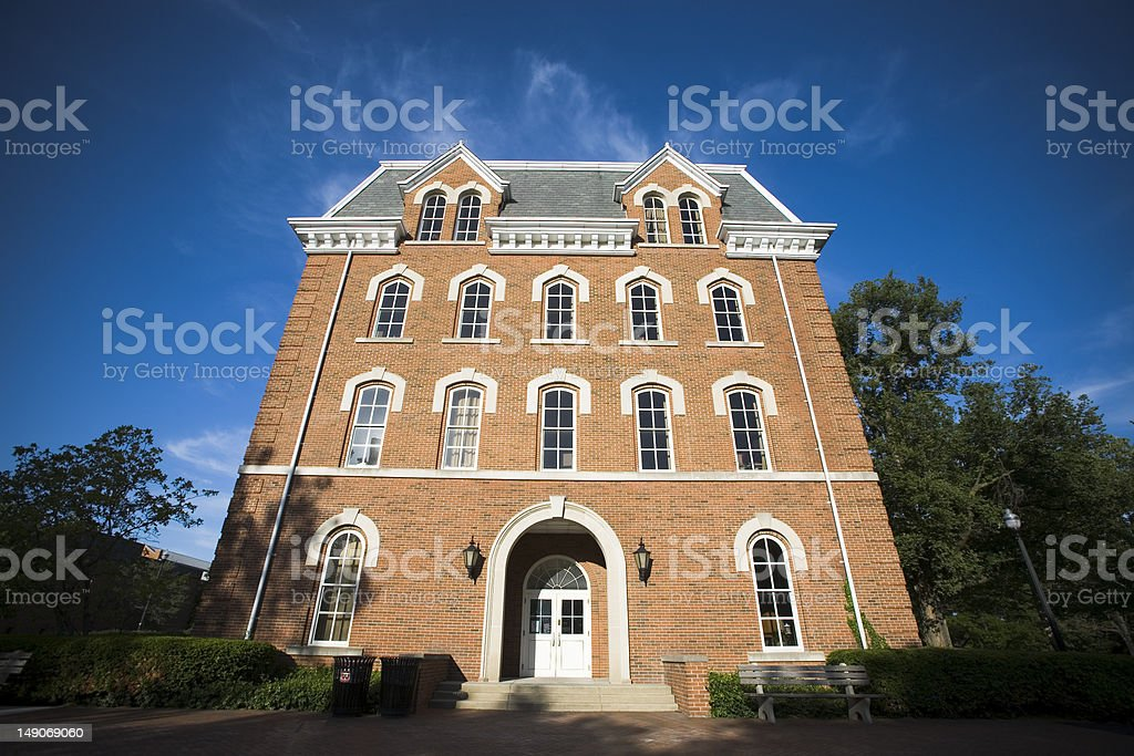 The Ohio State University stock photo