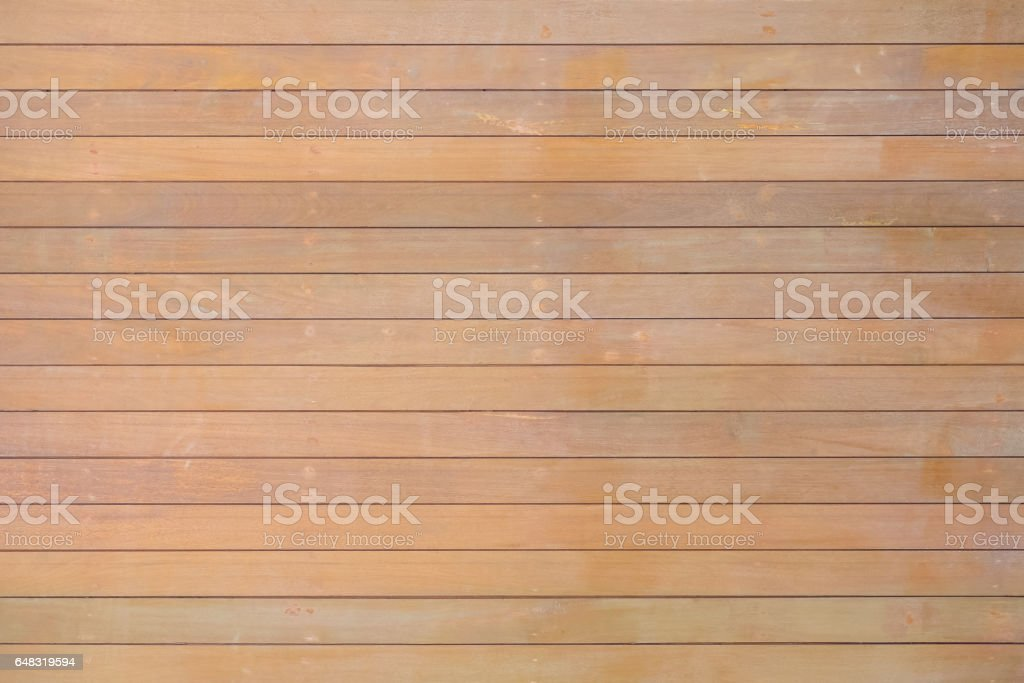 the old and dirty plank with stain, wood wall background texture for copy space stock photo
