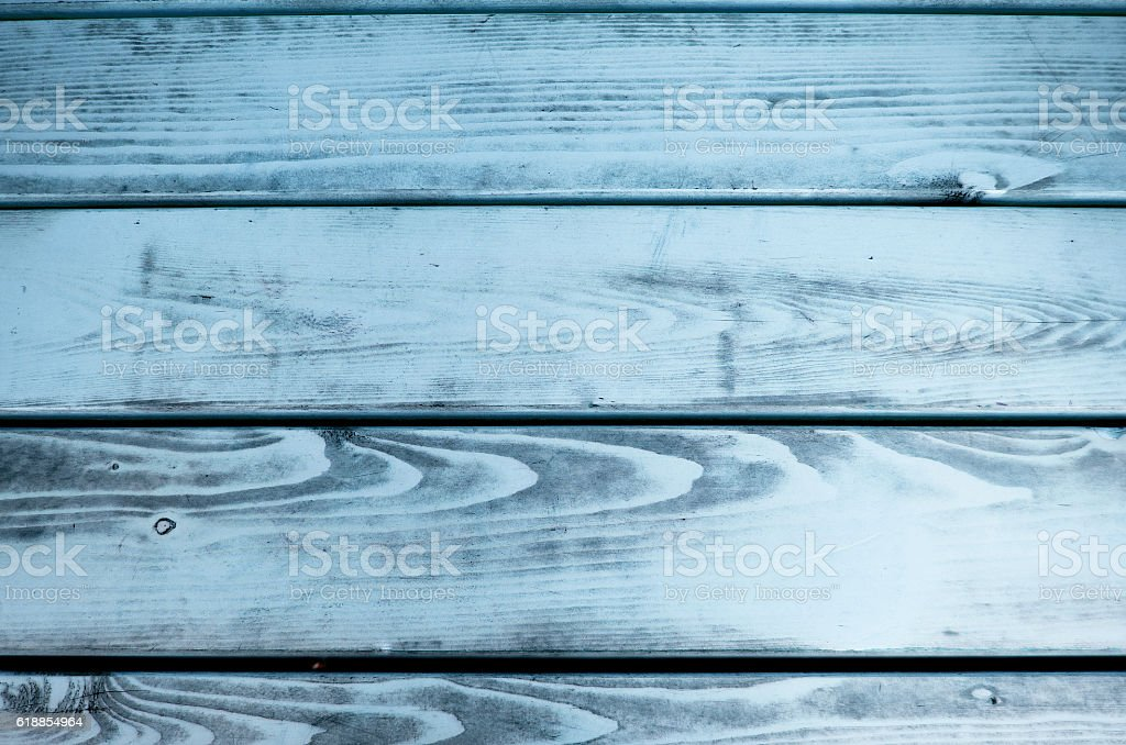 The old blue wood texture with natural patterns royalty-free stock photo