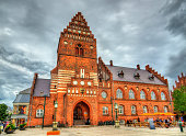 The Old City Hall of Roskilde - Denmark
