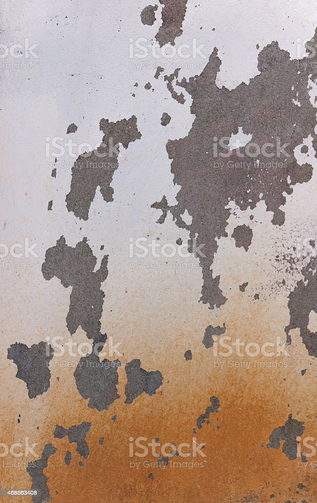 The old concrete wall royalty-free stock photo