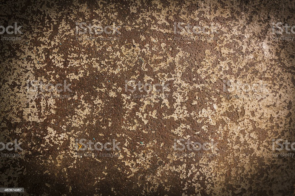 The old iron texture royalty-free stock photo