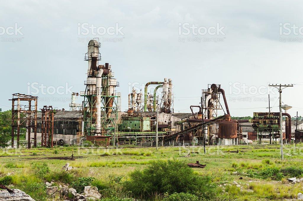 Le Old Sugar Mill photo libre de droits