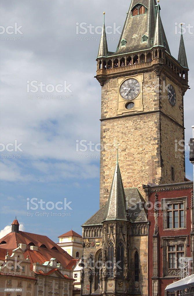 Stary Ratusz w Pradze, Praski publicznych zbiór zdjęć royalty-free