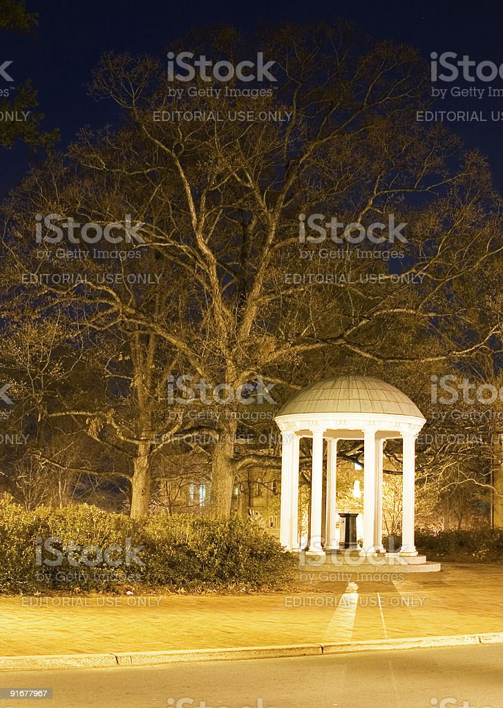 The Old Well stock photo