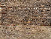 The old wood wall background