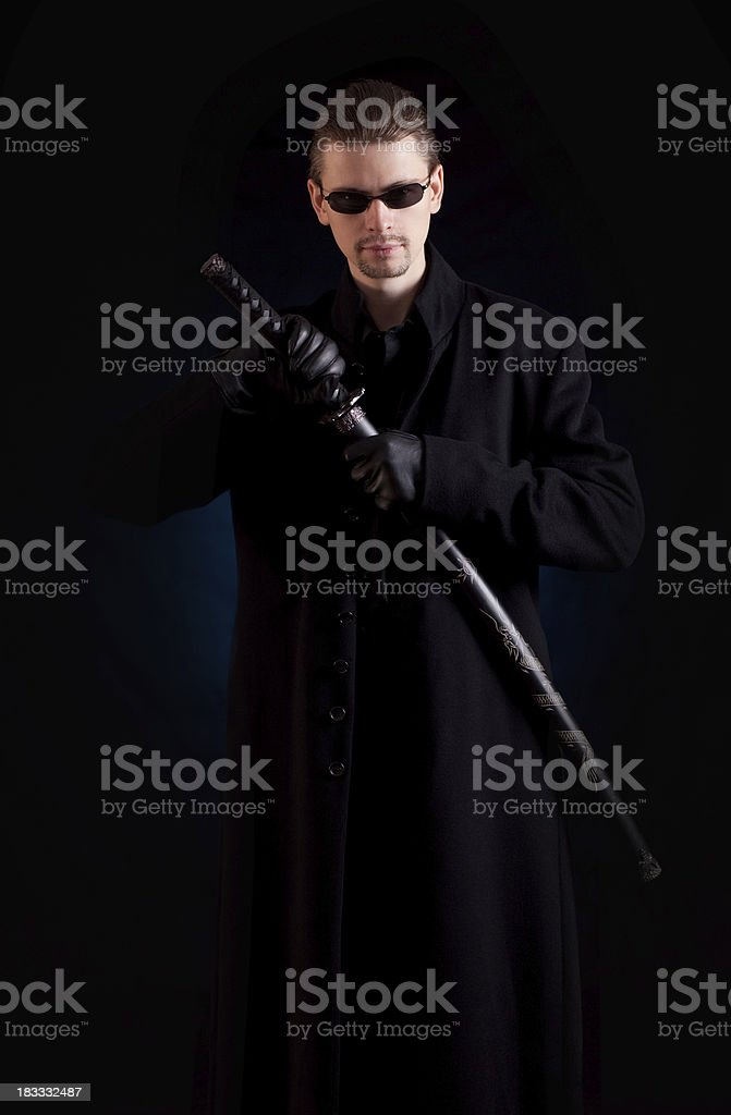 The One stock photo