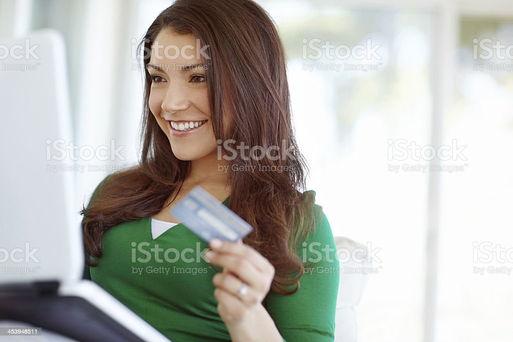 The online consumer stock photo