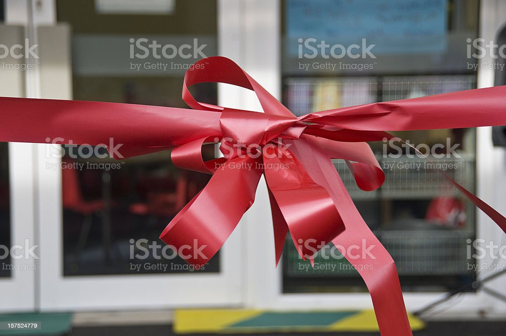 The Opening royalty-free stock photo