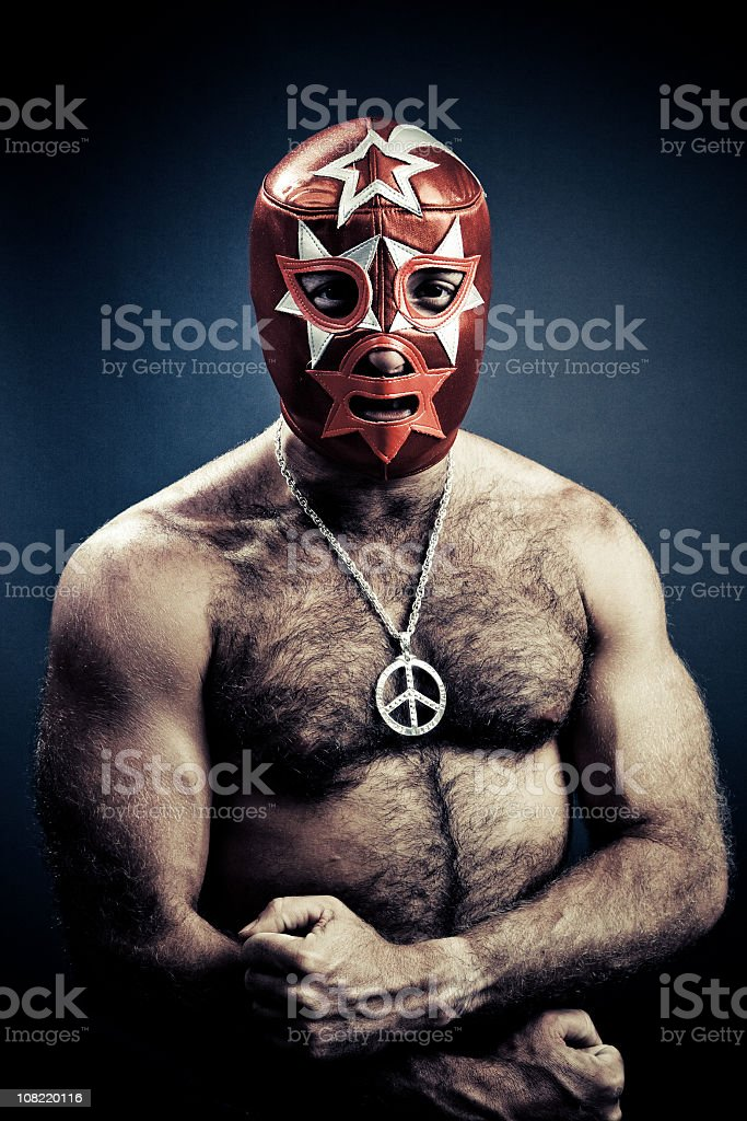 The Pacifist royalty-free stock photo