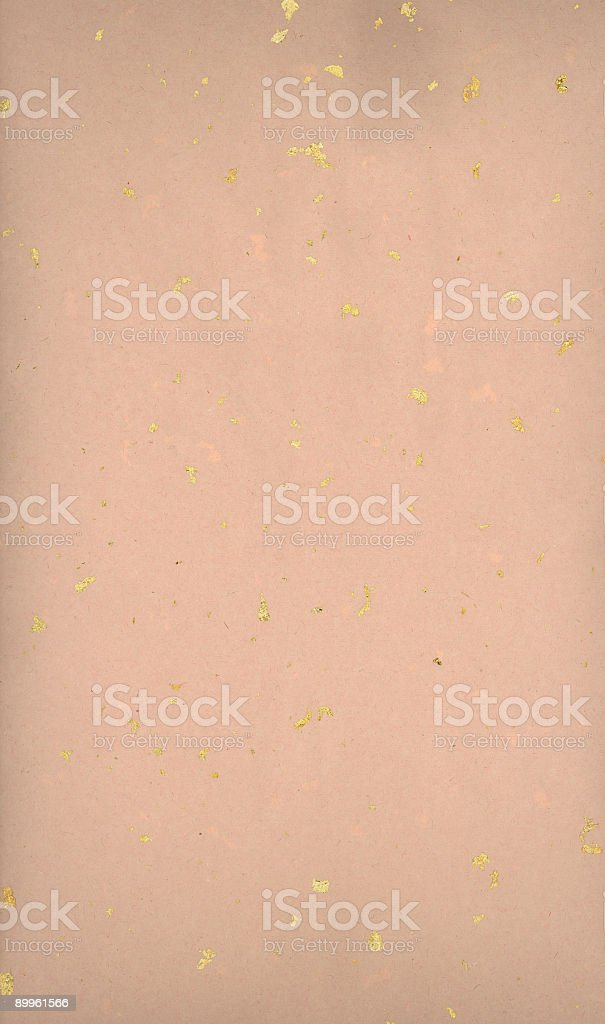 The paper of flesh color (XXL) stock photo