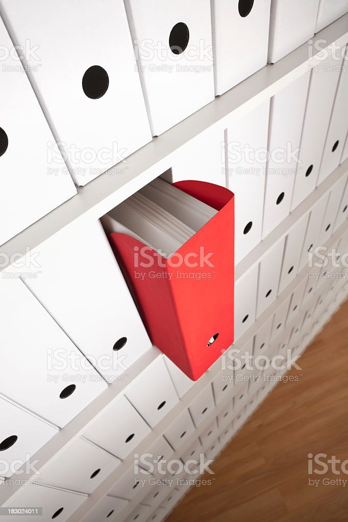 The paperwork you're looking for stock photo
