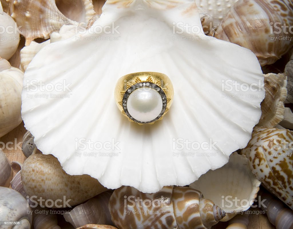 The Pearl royalty-free stock photo