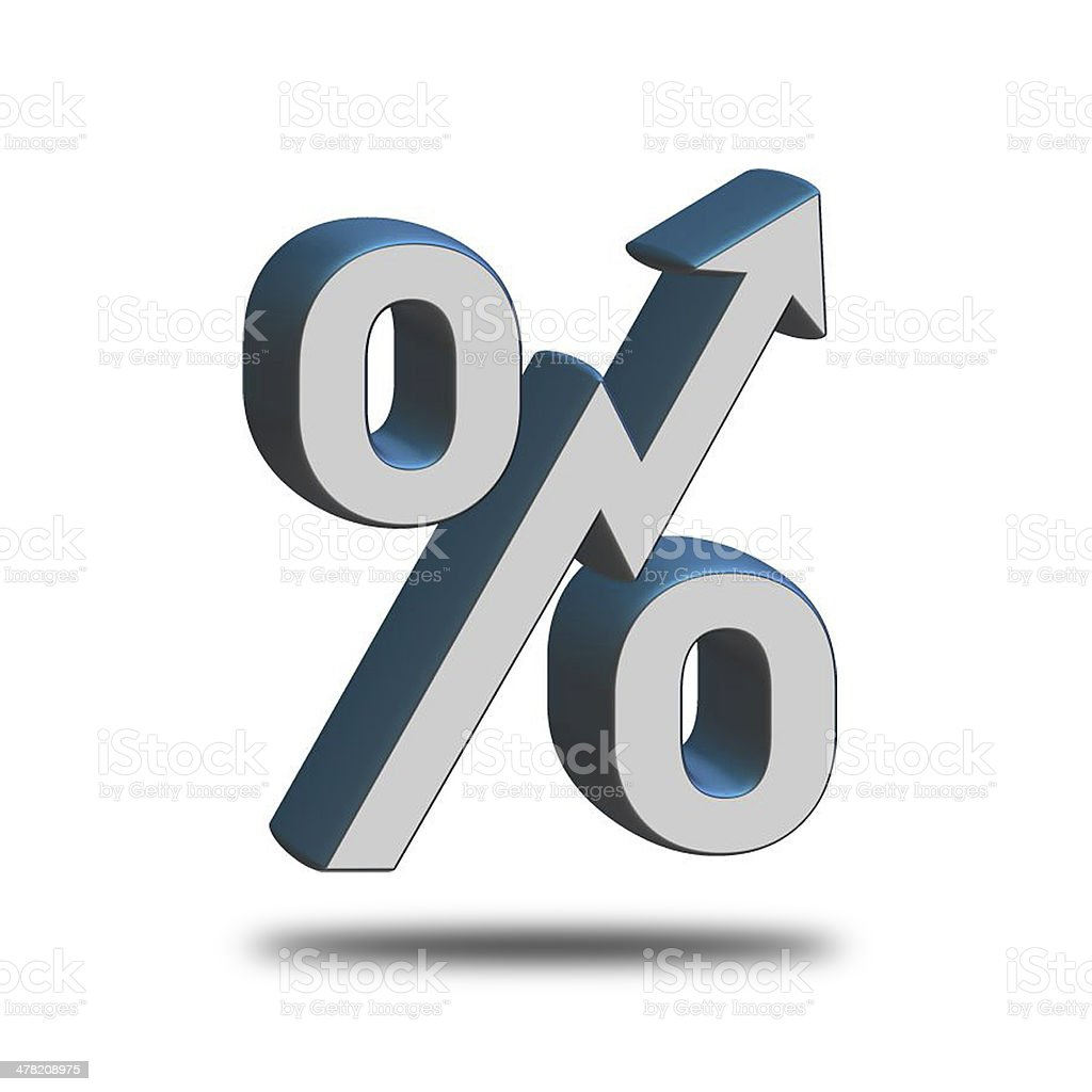 the percentage of the growing stock photo