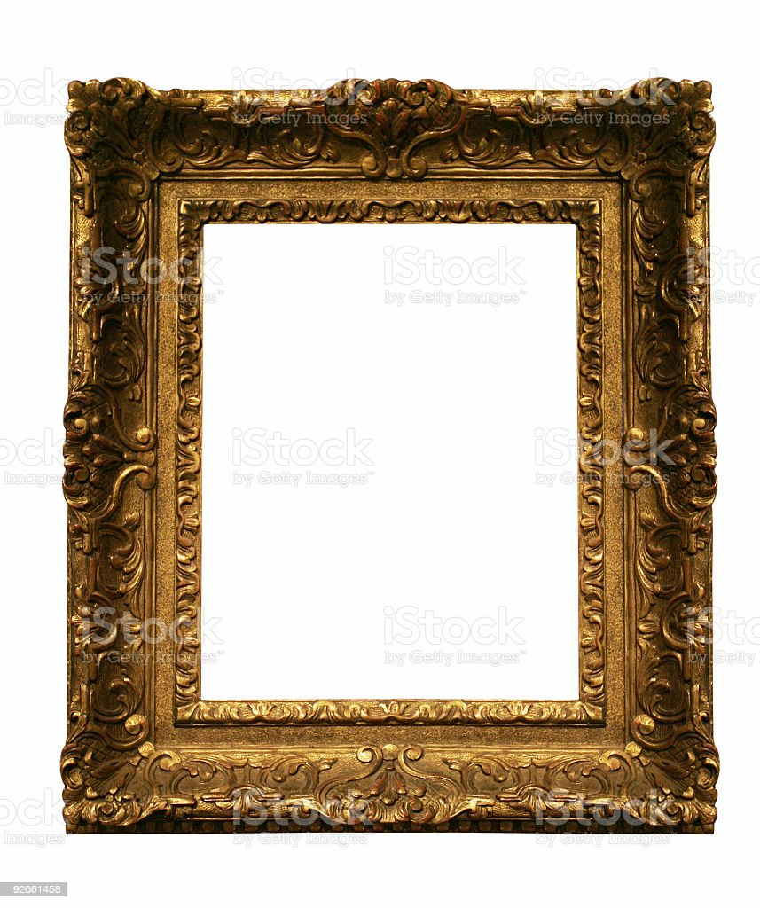 The perfect frame to use in your design royalty-free stock photo