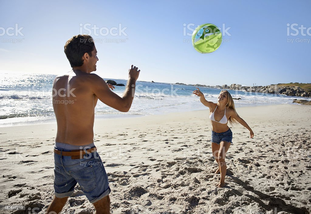 The perfect getaway stock photo