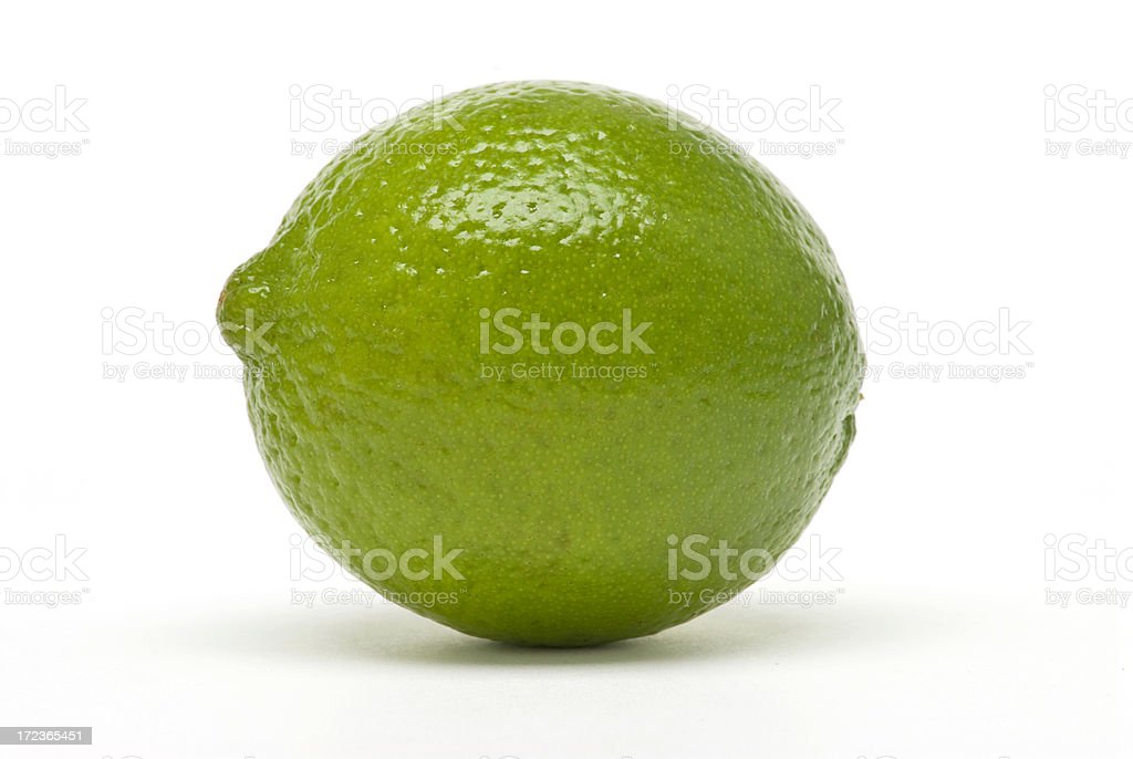 The Perfect Lime royalty-free stock photo