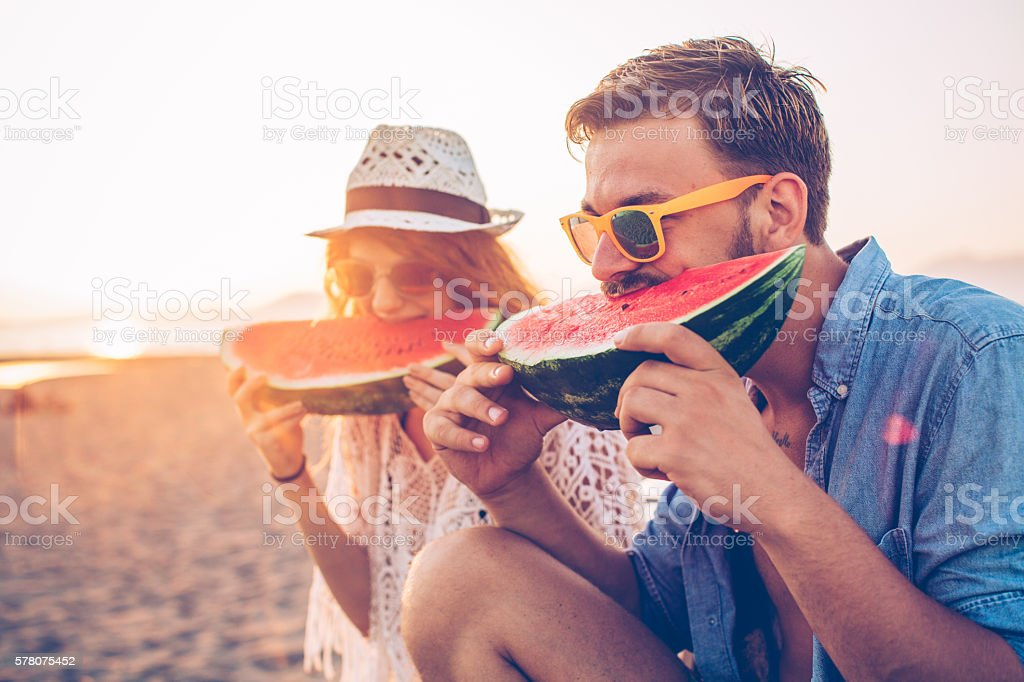 The perfect summer day stock photo