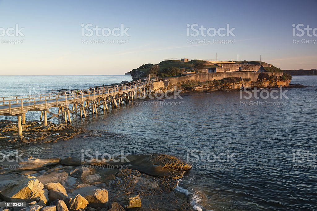 La Perouse royalty-free stock photo