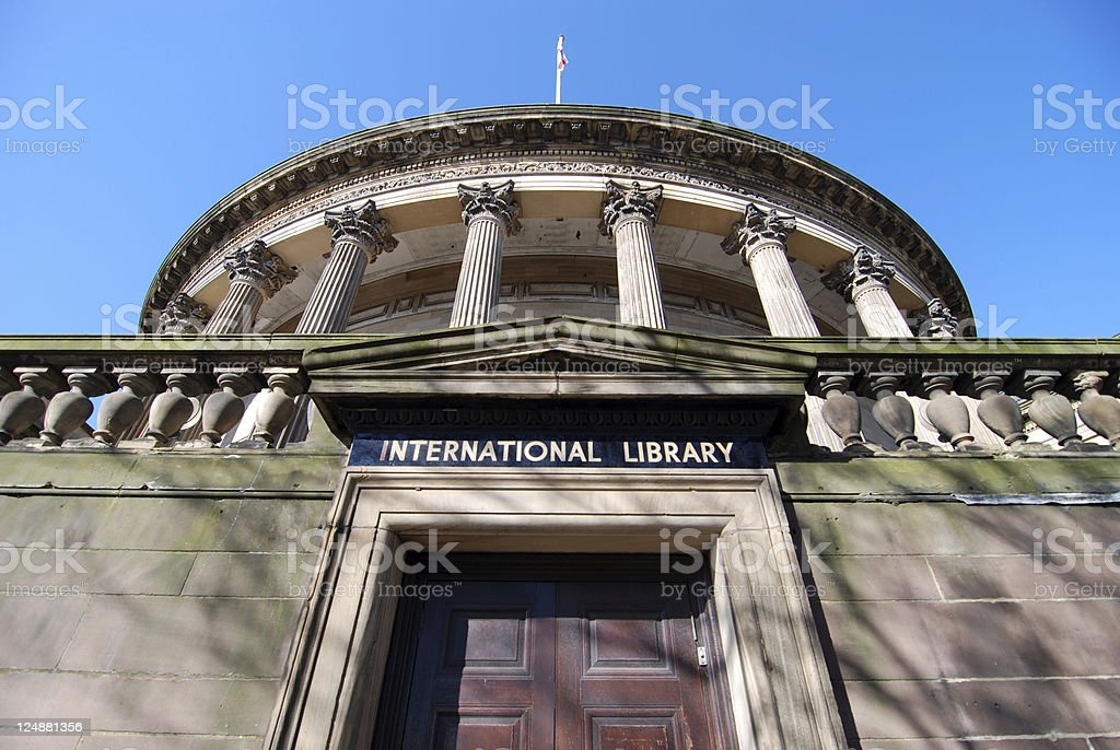 The Picton Library stock photo