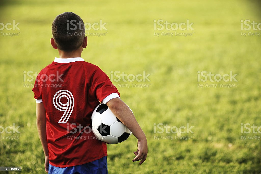 The Pitch of Dreams (Horizontal) royalty-free stock photo