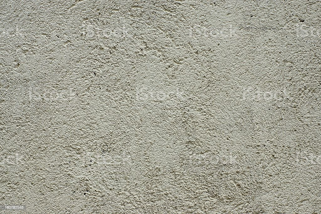 The plastered surface royalty-free stock photo
