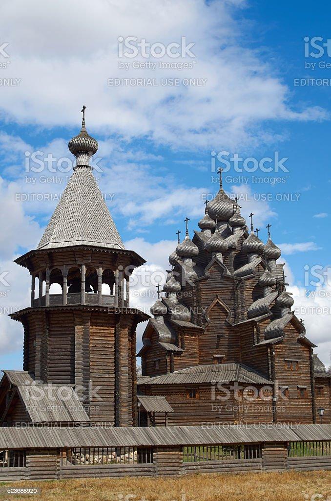 El Pokrov iglesia de San Petersburgo. foto de stock libre de derechos