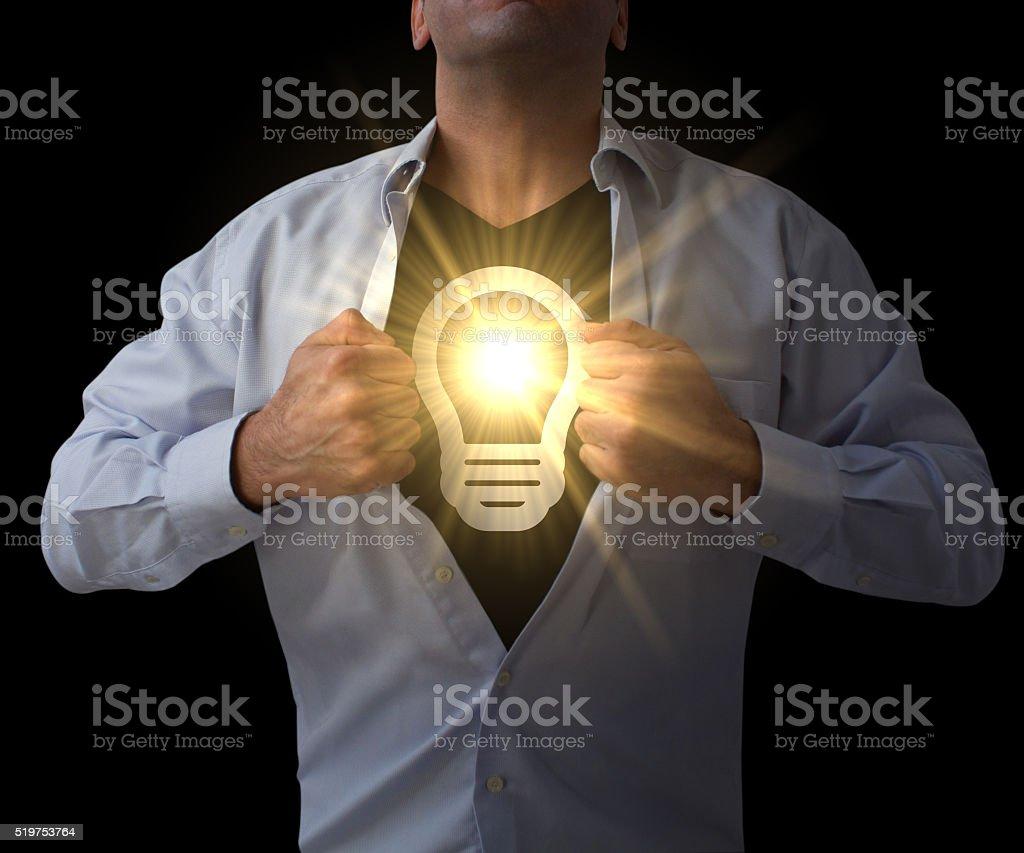 The Power of Alternative Energy stock photo