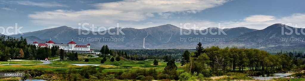 The Presidentials stock photo