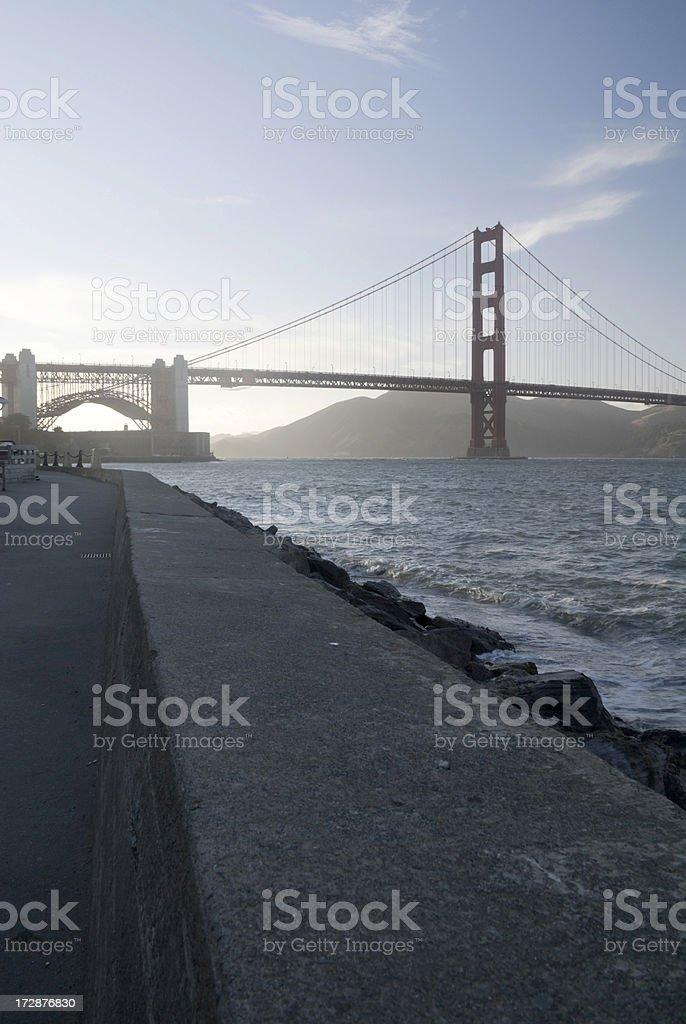 The Presidio, San Francisco stock photo